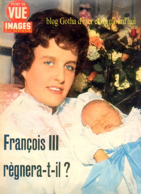 Il y a 50 ans: la naissance de François d'Orléans