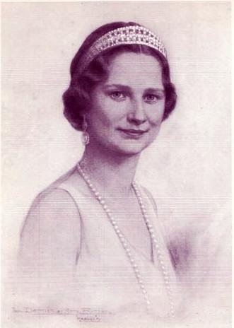 Astrid, reine des Belges 1905-1935